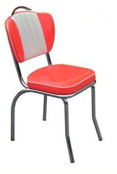 American Diner Style Chairs