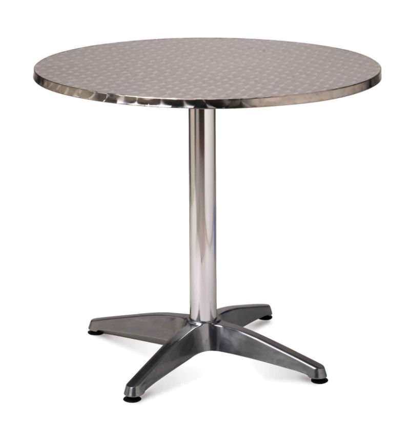 Greenwich Round Coffee Table Choice Of Size: Avis 800mm Round Table GL