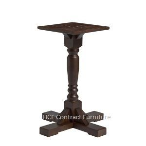 HCF 010S Traditional Pub Style Table Base-Small Dining (P)