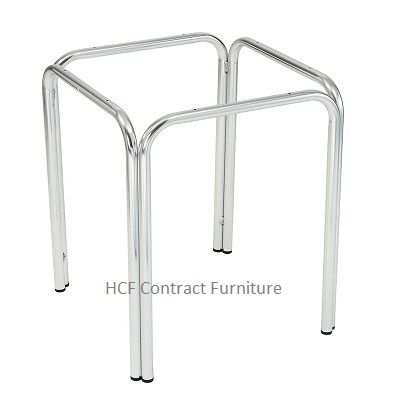HCF 428DC Sq Aluminium Dining Height Base(P)