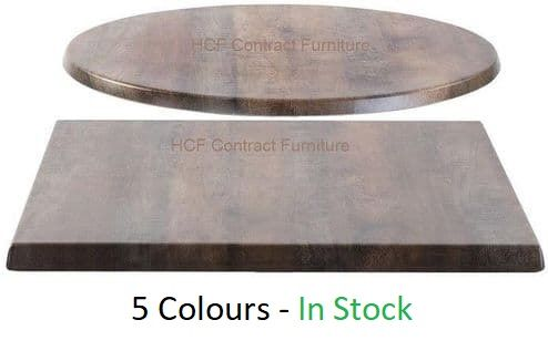 Outdoor/Indoor Lyon Moulded Table Tops - In Stock (T)