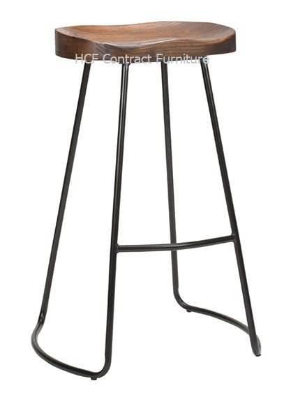 Ranch Bar Stool (O)