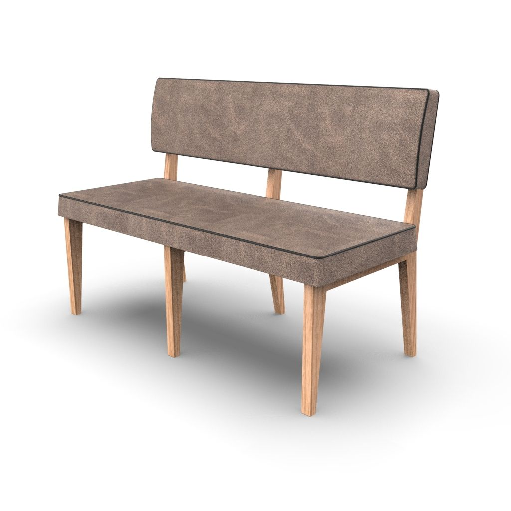 Simplicity Elegant - Straight Booth Seating - 1200mm Wide Unit