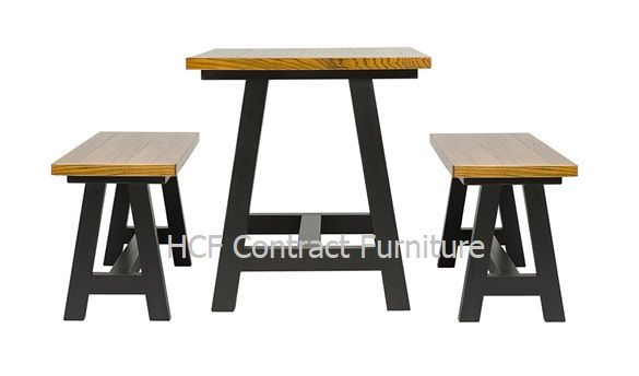 Coming Soon Table Bench Sets